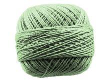 Vyšívací příze PERLOVKA 6812-nilská zeleň
