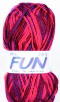 Ručně pletací příze Fun 02
