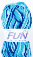 Ručně pletací příze Fun 01
