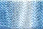 Vyšívací příze MOULINE ombré 561-kalifornská modř