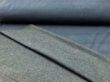Softshell zimní šedý melánž
