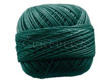 Vyšívací příze PERLOVKA 6892-temně zelená