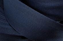 Tkaloun-keprovka šíře 40mm balení 5m tm. modrá