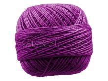 Vyšívací příze PERLOVKA 4372-fialová