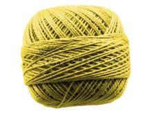 Vyšívací příze PERLOVKA 1162-žlutá