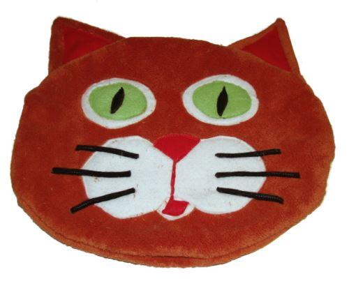 Návod na kočičí polštářek