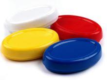 Magnetická podložka pod jehly - jehelníček mix barev