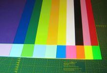 Nažehlovací fólie na textil 30x50cm