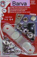 Nýtovací patent Auto Moto AM6 lak sv. fialová
