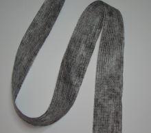 Vliselin zažehlovací 30g pásek 30mm šedý