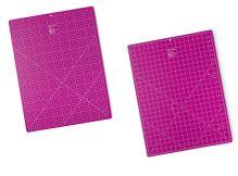 Podložka na patchwork 60x45 cm tm. růžová
