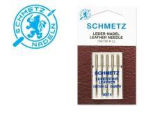 Jehly SCHMETZ 130/705 H  na kůži 5x80