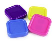 Magnetická podložka na jehly a špendlíky - jehelníček mix barev