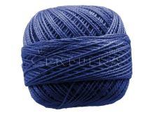 Vyšívací příze PERLOVKA 5592-temně modrá