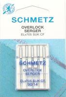 Coverlockové jehly SCHMETZ STRETCH 130/705 H 5x90