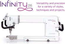 HQ Infinity s rámem 12 stop