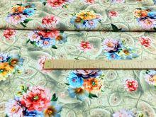 Úplet květinový vzor