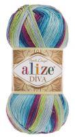 Příze Alize Diva Batik 6790