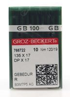 Jehly Groz-Beckert 135x17 120 (R)