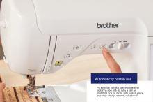Šicí stroj Brother F 420 + quiltovací set ZDARMA