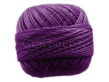 Vyšívací příze PERLOVKA 4492-tmavě fialová