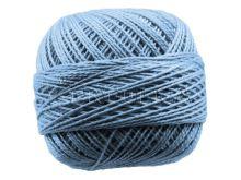 Vyšívací příze PERLOVKA 5532-blankytná modř