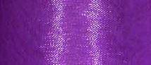 Organza obšitá šíře 35-40 cm návin 8m tm. fialová