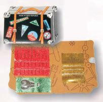 Jehelníček kufr