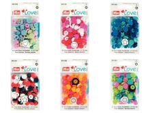Prym LOVE plastové patentky Color snaps