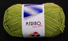 Ručně pletací příze Merino 14783 oliva