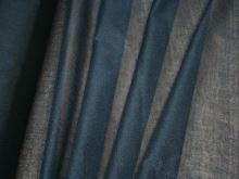 Tkaná zažehlovací viskozová oděvní výztuha 75g šíře 90cm černá