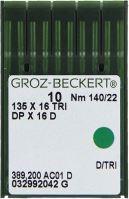 Jehly Groz-Beckert 135x16 140 TRI