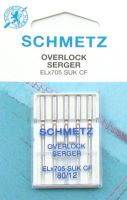 Coverlockové jehly SCHMETZ STRETCH 130/705 H 5x80