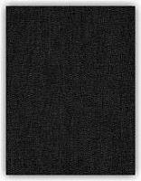 Nažehlovací riflová záplata 43x20 cm černá