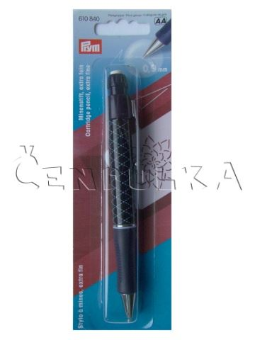 Značkovací tužka s gumou 0,9 mm
