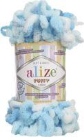 Příze Alize PUFFY COLOR 5924