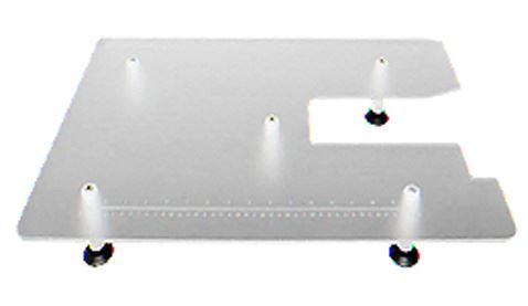 Velký přídavný stolek pro Coverlock Janome 2000CPX