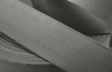 Tkaloun-keprovka šíře 40mm balení 5m šedá