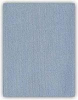 Nažehlovací riflová záplata 43x20 cm sv. modrá