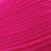 Ručně pletací příze Lada Luxus 50014 růžová neon