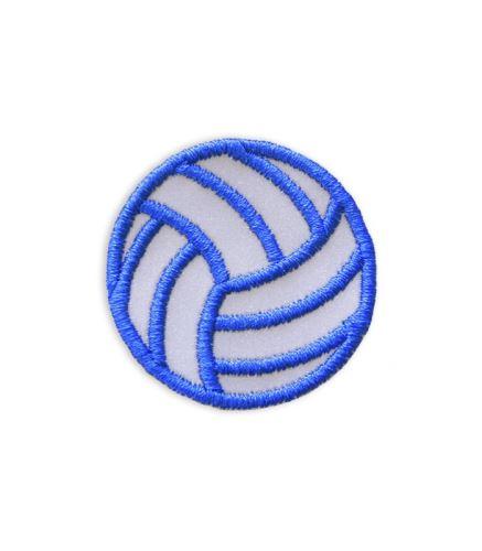 Nažehlovací aplikace reflexní volejbalový míč