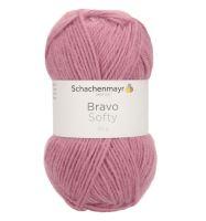 Příze Bravo Softy fialová