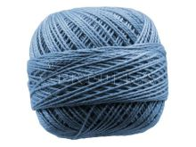Vyšívací příze PERLOVKA 5452-hvězdná modř