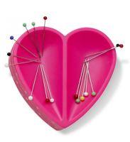 Prym LOVE magnetická podložka pod jehly - srdce