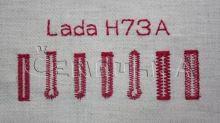 Šicí stroj LADA H73A