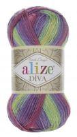 Příze Alize Diva Batik 3241