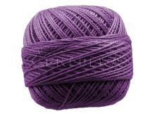 Vyšívací příze PERLOVKA 4452-středně fialová